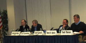 Congressional District 5 Forum, 2010