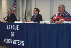 Congressional District 9 Forum, 2008
