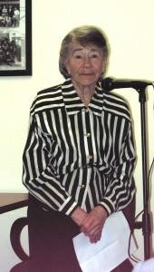Sophie Heyman honoring Emma Lazarus