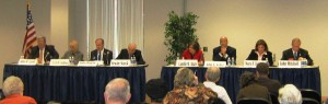 Freeholder Candidate Forum, 2010