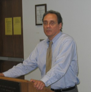 Bryan Lonegan, Esq., speaking on immigration reform, 2007