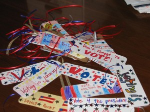 VOTE Bookmarks